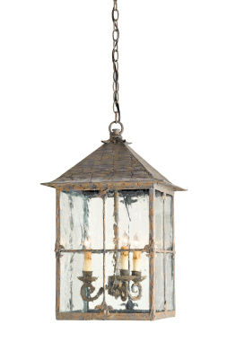 Bellamy Lantern by Currey & Co.