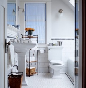 Traditional bathrooms – part 2