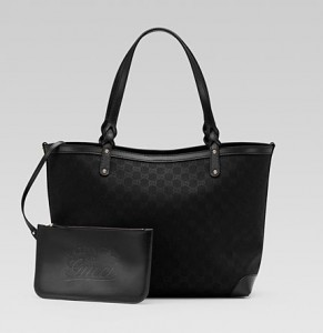 In Search of a Perfect Black Tote