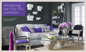 City Chic from Wisteria