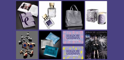 Bergdorf Goodman Wants You To Celebrate