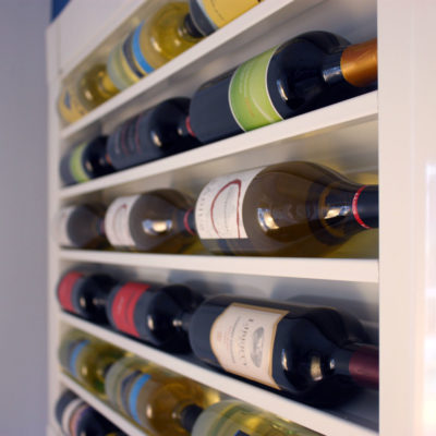 Decorate With Wine!