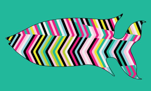 Style Tipsy collection Antonio Munoz Olga Adler Fish II