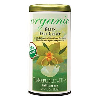 tea earl grey green