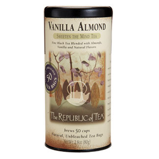 tea vanilla almond
