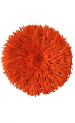 orange juju hat object